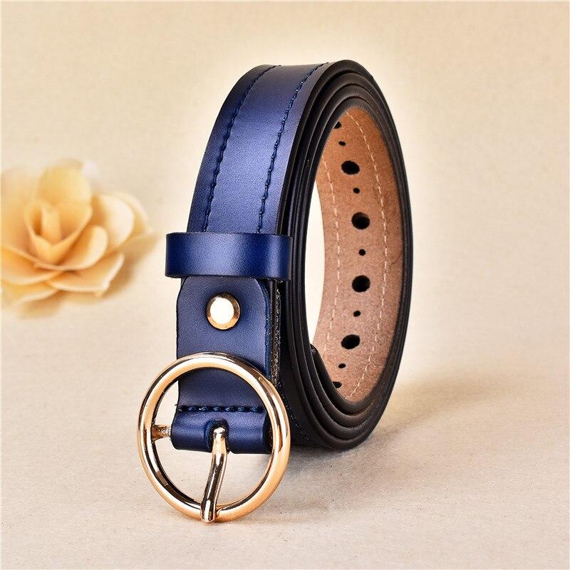 New Ladies Fashion Casual Wild Simple Belt