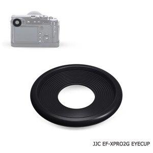 Image 5 - 2 pack kit Macchina Fotografica Oculare Mirino Oculare per Fujifilm X Pro2 X Pro 2 Cup Eye Molle Del Silicone Oculare di Gomma
