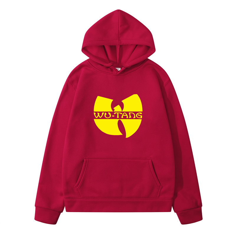 Mega Sale 03c5 Wu Tang Clan Men Women Hoodie Fashion Hip Hop Band Logo Design Hoodies Fans Fashion Hooded Long Sleeve Sweatshirt Rap Music Tops Cicig Co