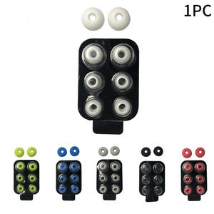 Image 2 - 4 زوج/مجموعة في الأذن الضوضاء معزولة لينة مكافحة زلة سماعات الأذن القابلة للإزالة تلميح مع صندوق سيليكون قطع الغيار ل يدق Power3