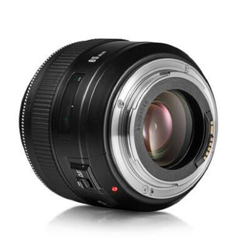 YONGNUO objectif YN85mm f1.8 AF/MF Standard moyen téléobjectif objectif principal objectif fixe de la caméra focale pour Nikon