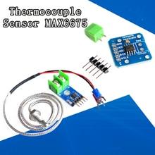 MAX6675 модуль + K Тип регулятор температуры с термопарным Senso Температура градусов модуль для arduino