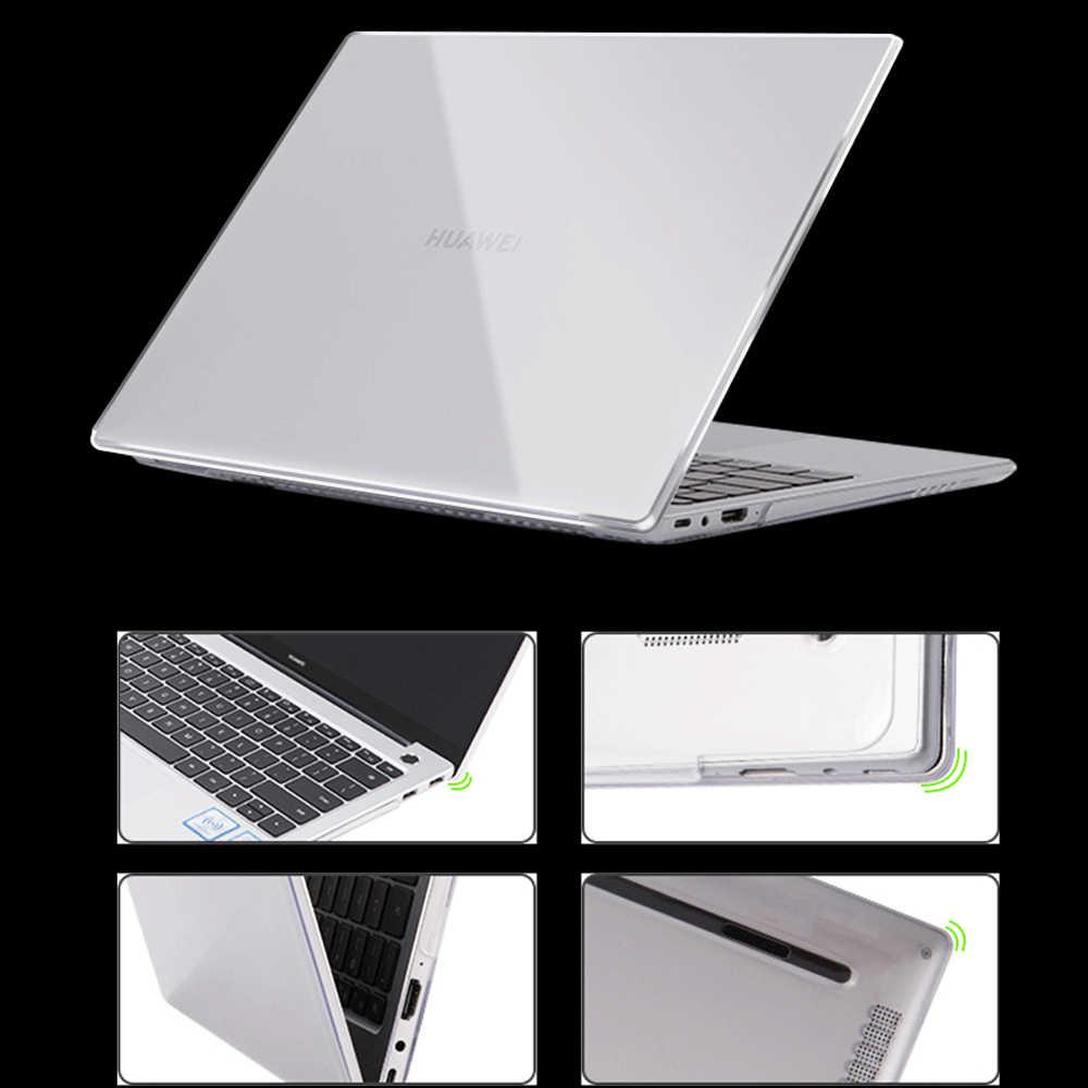 حافظة لهاتف هواوي MateBook D 14 D 15 X Pro 13 14 بوصة حافظة 2020 D15 D14 غطاء كريستال للكمبيوتر المحمول Honor MagicBook 14 15 Case 2019