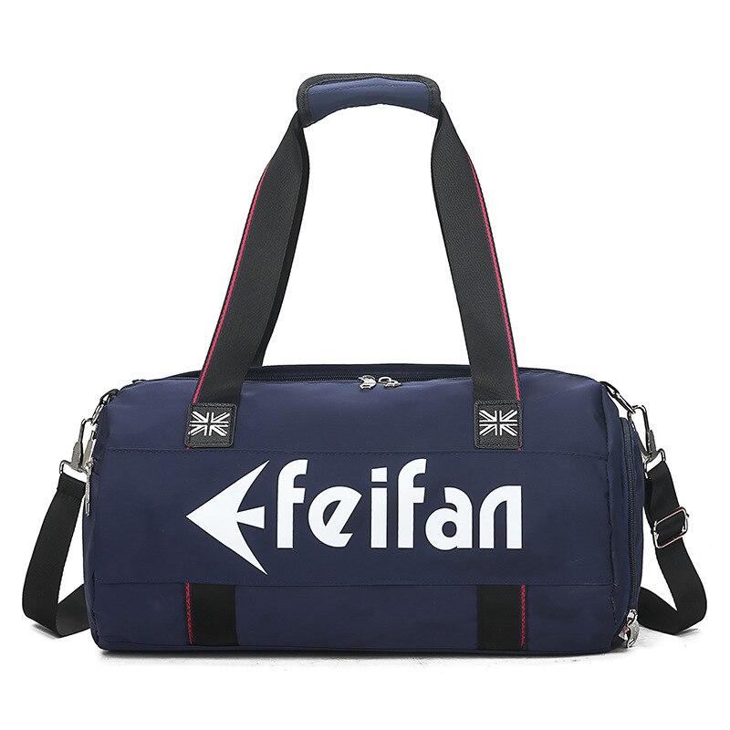 Новинка, женская сумка для спортзала, для путешествий, фитнеса, спортивная сумка для мужчин, для спортзала, Tas, сухая, влажная сумка, сумка