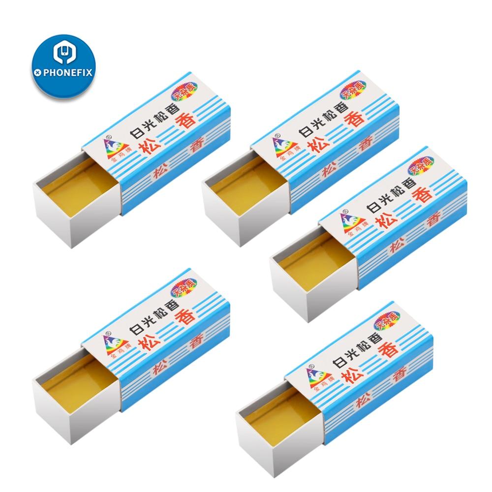 Soldering Tin Material Paste Carton Rosin Soldering Iron Soft Solder Welding Repair Fluxe Grease Cream For Phone BGA PCB Rework
