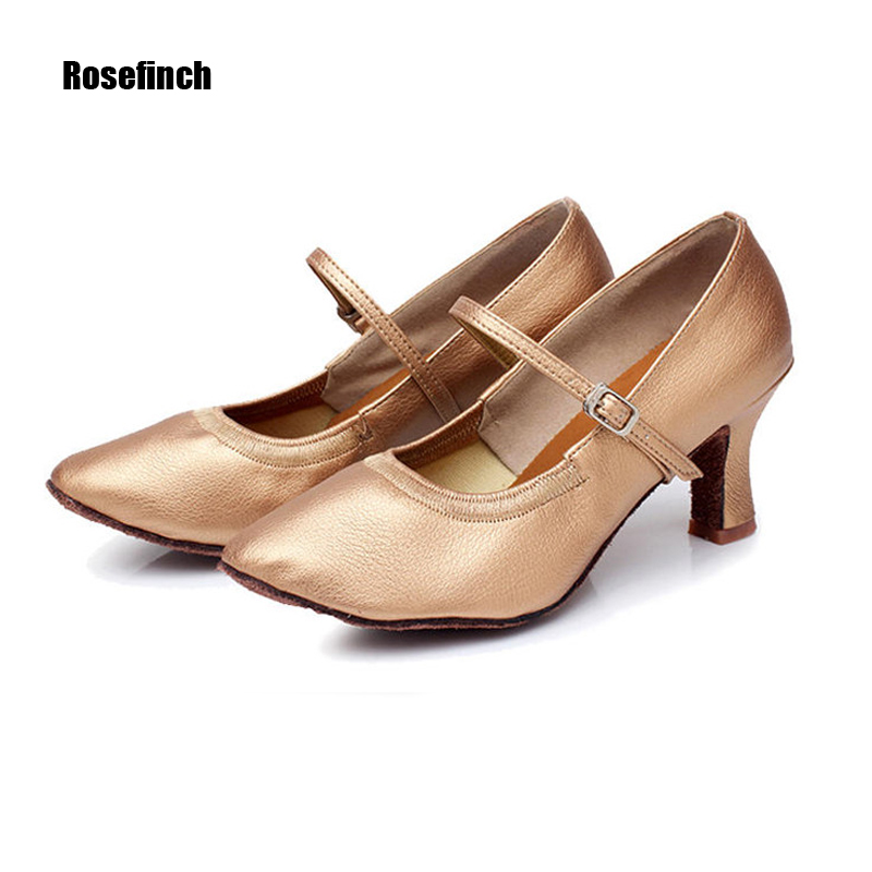 Latin Dance Shoes For Women Tango Shoes Medium Heels Modern Ballroom Dancing Shoes Womens Shoes Modern Sneakers Soft A271