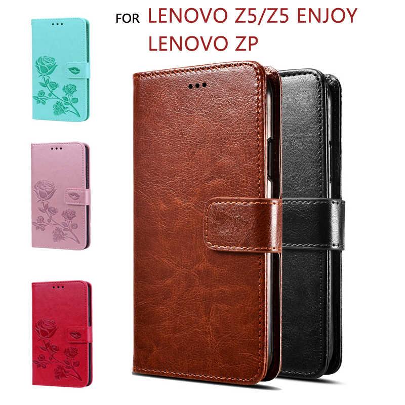 Чехол с 3D рисунком для Lenovo ZP Z5, чехол-подставка для Lenovo Z5 Enjoy, флип-кошелек из искусственной кожи, защитный чехол для телефона, чехлы