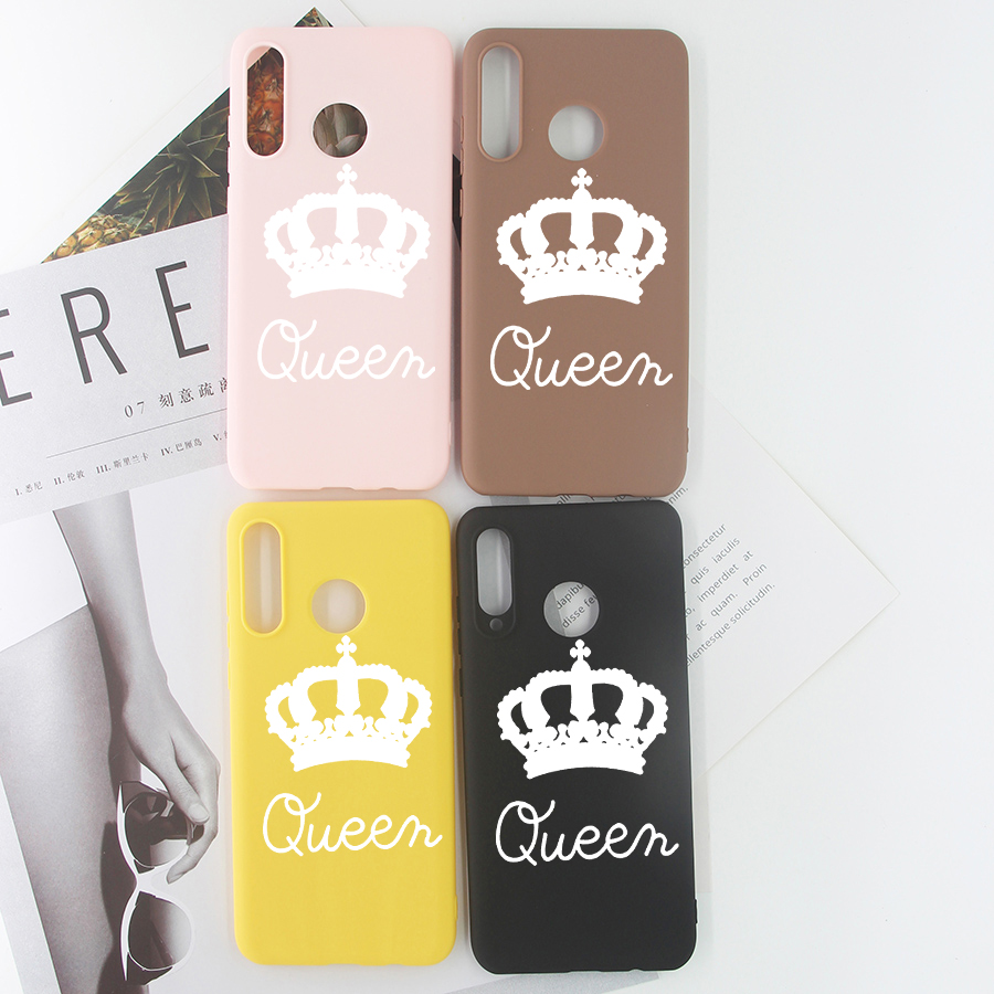 q Mobile Phone Bag Case For Huawei P30 Pro Case Silicon TPU Phone Back Cover On for Huawei P30 P 30 Lite Case