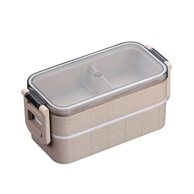 Satılık yemek kabı, öğrenci ofisi çalışanı için taşınabilir yemek kabı yemek kabı çocuklar için taşınabilir çocuk piknik okul Bento kutusu