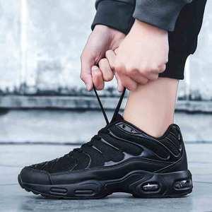 Image 4 - Мужские кроссовки на воздушной подушке, летняя повседневная обувь