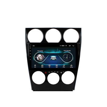 Eastereggs head unit 2 DIN 9 Android 8.1 Wifi Car GPS Navigation Radio Stereo Audio Video Accessories for Old Mazda 6 2004-2015 image