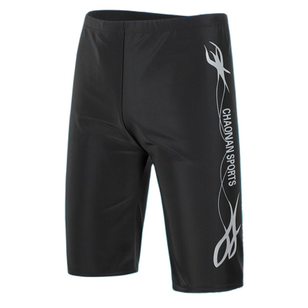 Man Sport Jammers Swim Boxer Trunks Shorts Beach Pants Swimming Quick-dry Shorts Sexy Mesh Breathable Sports Beach Trunks Hot 1