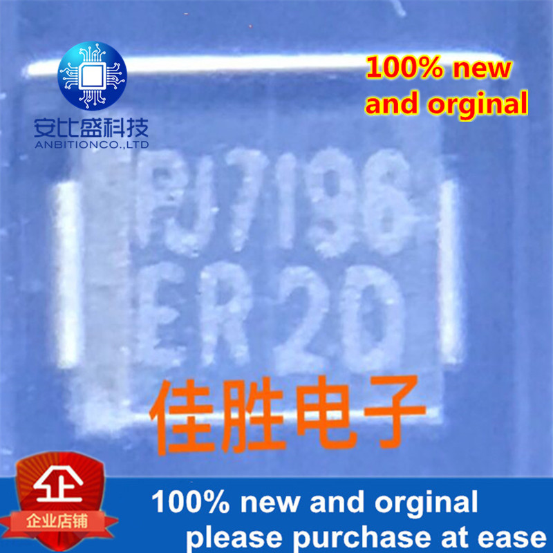 50pcs 100% New And Orginal  ER2D 2A200v Ultrafast Recovery Diode DO214AA Instock