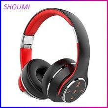 Kablosuz kulaklıklar için sürgülü Hifi Stereo CVC gürültü azaltma kulaklık katlanabilir Bluetooth kulaklık spor mikrofonlu kulaklık