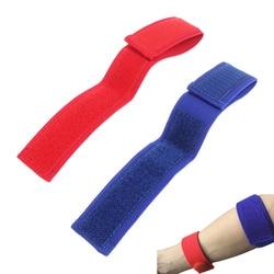 2Pcs Cotton Medical Hemodialysis Tourniquet Nursing-specific Dialysis Plus Flexible Venous Hemostatic Buckle Strap