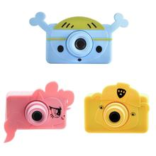 Детская мультяшная камера 1080P HD цифровая камера 800W Аксессуары для фотографии идеальный подарок для детей
