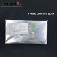 In Frame Laminating 250um OCA Optical Clear Adhesive For Samsung Note 8 Note 9 OCA Glue Touch Glass Film Mobile Phone Stickers