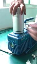 YMJ למינציה מכונה שימוש משאבת ואקום 4L משאבת מסנן עשן מסנן