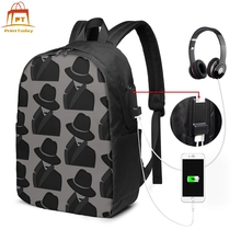 Michael Jackson Smooth Criminal Backpack Michael Jackson Smooth Criminal Backpacks Multifunction High quality Bag Bags michael jackson michael jackson off the wall picture