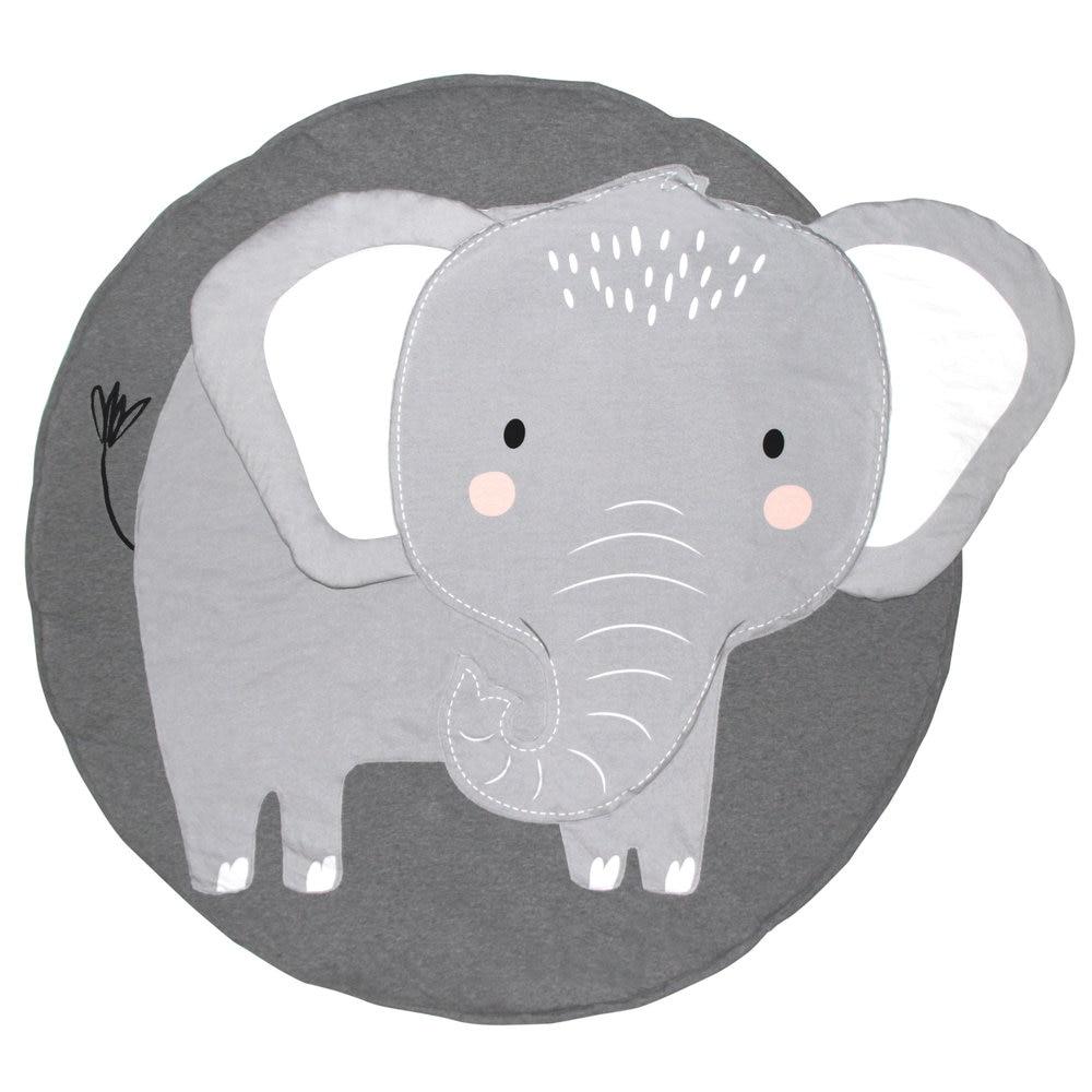 Слон Игровой коврик или подушка