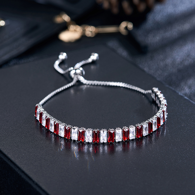 Fashion Silver Gold Charms Bracelet Chain Link  for Women Jewelry 2019 New Gifts