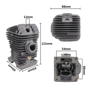 Image 2 - 1pc 42.5mm Diameter Cylinder And Piston Set For STIHL Chainsaw 250 Gasoline Chainsaw Parts