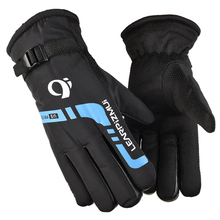 Riding-Gloves Outdoor Winter Waterproof Padded Ski-Warmth Plus