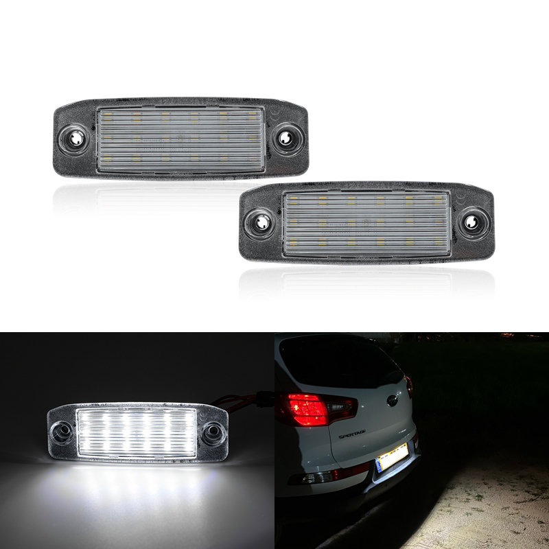 Special Price For Led 12v Number Plate Light Sonata Near Me And Get Free Shipping A549