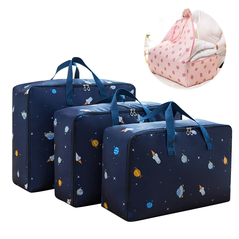 Travel Storage Bag Set for Clothes Tidy Organizer Pouch Suitcase Home Closet Divider Container Organiser Foldable Storage Bag|Foldable Storage Bags| |  - title=