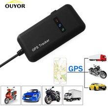 Mini GT02A Rastreadores GPS Localizador de Dispositivos de Rastreamento Para a Localização Do Veículo Trackers SOS Sistemas de Automóveis & Motos Rastreador GPS