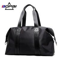 BOPAI Marke Männer Reisetaschen Tragen auf Gepäck Große Kapazität Männer Reisetaschen Wochenende Reise Duffle Tasche Tote Reise Schulter taschen