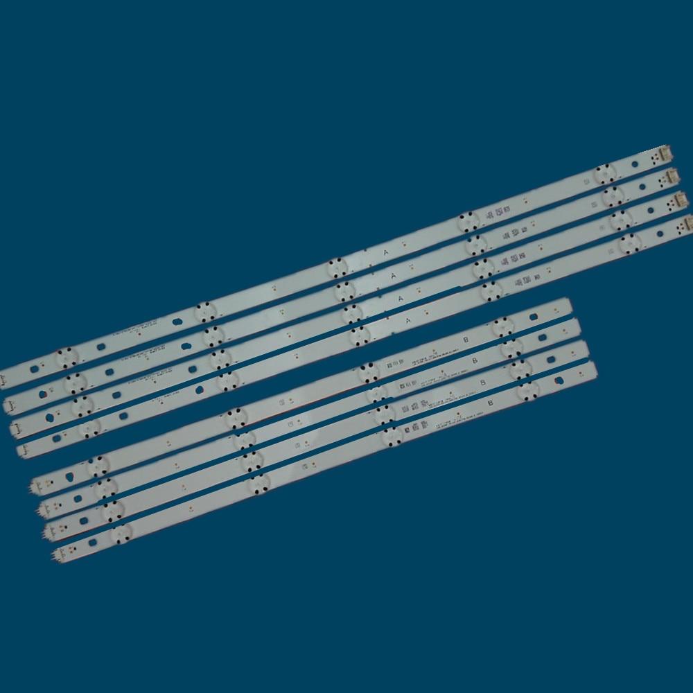 LED Backlight Strip 4+5 LAMP For LG LGE_WICOP_49INCH_UHD_REV06_A/B 49LF510V 49UF640V 49LG61CH 49UF640-ZA 49UH610A