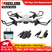 SG700D Dron profesional con control de zoom 4K, dispositivo con cámara gran angular, WIFI, dual 1080P, cuadricóptero plegable, VS M69G