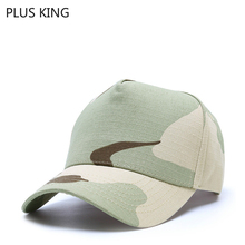 High Quality Camouflage Hat Men Baseball Cap Mens Snapback Green Cotton 2 Choose