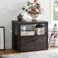 Filling Cabinets Home Office Furniture File Cabinet With Drawers Fits Letter/A4 Size File For Living Room Bedroom Entryway
