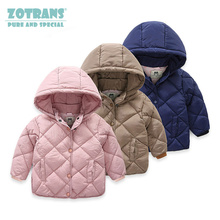 Winter Jacket Parka for Boys Baby Coat Girls Down Outerwear
