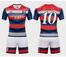 full sublimation custom soccer jersey any style print color logo name thailand football shirt delivery time 7 day
