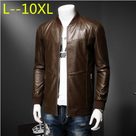 Men Genuine Leather Jacket Sheepskin 2020 New Spring And Autumn Handsome Slim Zipper Male Motorcycle Leather Jacket