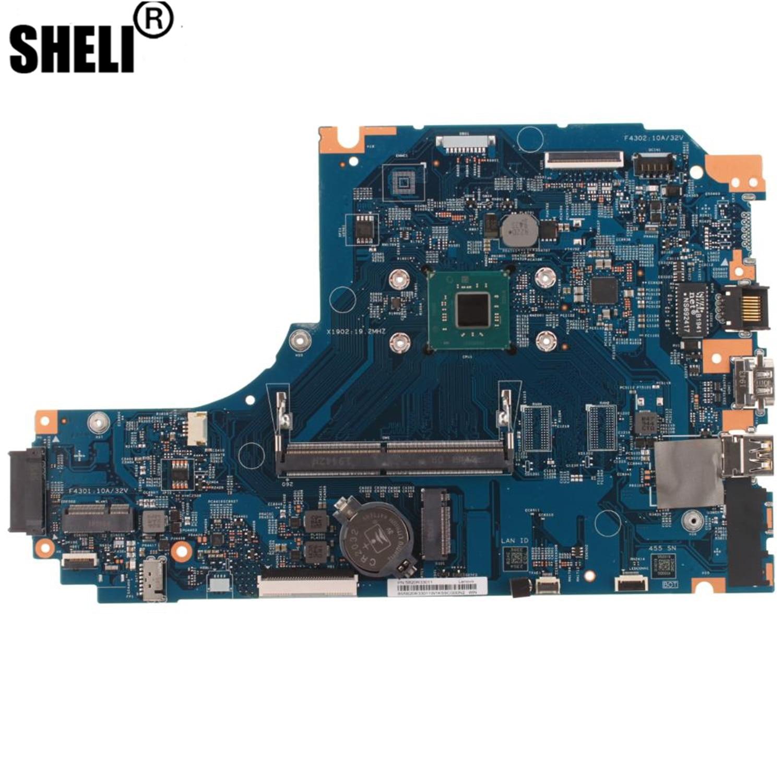 SHELI для Lenovo V130-15IGM ноутбук ПК Встроенная графическая карта с полным тестированием процессора Бесплатная доставка