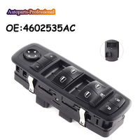 Auto accessorie 4602535AC For 2008 2011 CHRYSLER TOWN & COUNTRY DODGE GRAND CARAVAN Master Power Door Window Switch