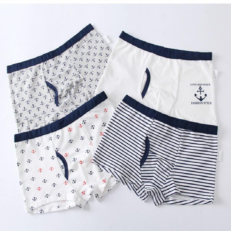 Peace Love Kids Cotton Boxer Briefs Underwear