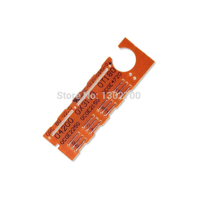 Chip de cartucho de tóner 3K SCX-D4200A para Samsung SCX-4200, SCX 4200, D4200, D4200A, 4210, 4220, SCX-4210, para restablecer el polvo de la impresora SCX-4220