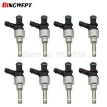 8 개/몫 정품 연료 인젝터 079906036AC 아우디 S6 RS6 S7 RS7 RS4 RS5 A8 R8 V W T ouareg 4.0 TFSI 4.2