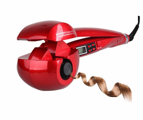 New LCD Screen Automatic Hair Curler Heating Hair Care Styling Tools Ceramic Wave Hair Curl Magic Curling Iron Women Hair Style