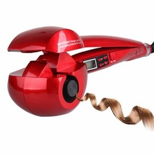New LCD Screen Automatic Hair Curler Heating Hair Care Styli