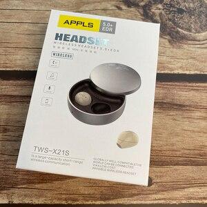 Image 5 - TWS Bluetooth 5.0 sans fil écouteurs réduction du bruit Binaural HD appel écouteurs Mini casque Invisible avec 500mAh étui de charge