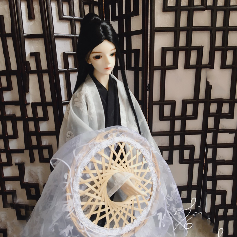 Allaosify 1/3 1/4 BJD Chinese Style Doll Clothes