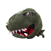 Halloween Party Cosplay Women Boys Girls Cap Dinosaur Beanie Plush Hat Photo Props Dropshipping