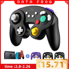Беспроводной bluetooth игровой контроллер data frog для nintendo