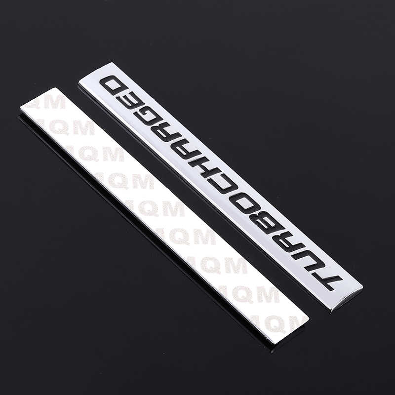 Message For Details VW Audi BMW 50cm Custom Stickers Made In Chrome Finishes